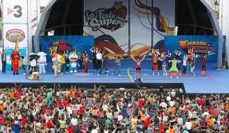 Vés a: La Festa dels Súpers modifica la jornada de dissabte «per prevenció i seguretat»