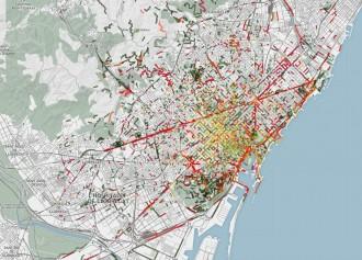 Vés a: El mapa de les olors de Barcelona