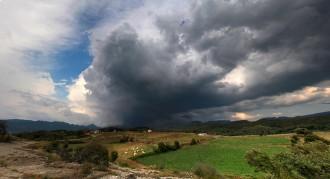 Protecció Civil activa la prealerta Inuncat per pluges intenses aquesta tarda