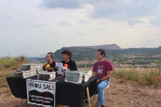 Vés a: Iberpotash salinitza el Llobregat i crea un deute mediambiental