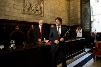 Ciutadans denuncia els juraments independentistes dels regidors gironins
