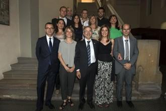 El nou equip de govern de Granollers