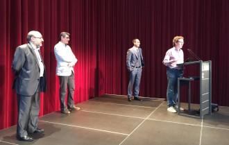 Vés a: Jordi Garriga i Pep Salas, guanyen els VI Premis Periodístics EolicCat