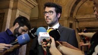 Vés a: Albert Batalla, Violant Cervera i Marc Solsona, els líders de CDC a Junts pel Sí a Lleida