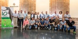 Cinc explotacions ramaderes osonenques triomfen als premis Vaca d'Or