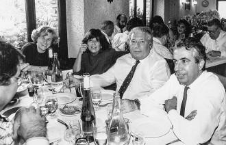 FOTOS El vell àlbum dels temps feliços de Convergència i Unió