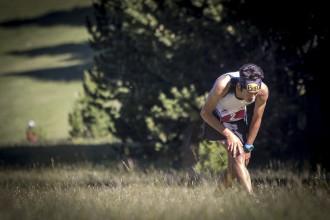 Pau Bartoló i Rosa Valls s'emporten la marató del Berga Trail