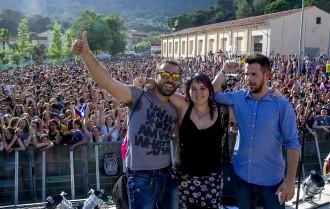 Fotos: Adolescents.cat celebra els 5 anys amb un concert d'Els Catarres