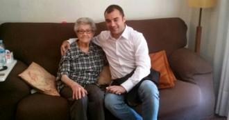 Una dona 102 anys, pregonera de la Festa Major de Terrassa
