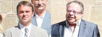 Dani Rovira (Lladurs) i Jaume Oriol (La Coma i la Pedra) seran els consellers comarcals d'Unió