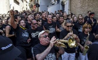 Prats de Lluçanès tanca les multitudinàries festes de Sant Joan i els Elois