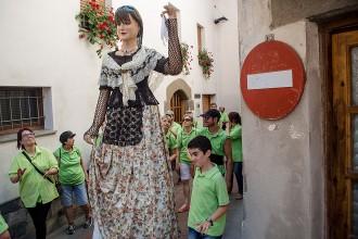 Una gimcana pagesa anima la festa major de Sant Pere de Torelló