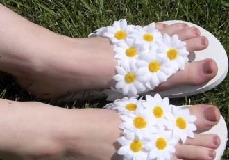 Com decorar-te les xancletes aquest estiu [TUTORIAL]