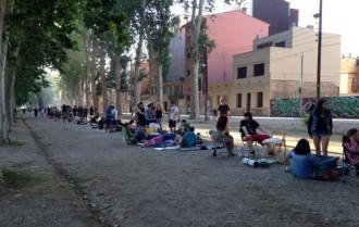 Més de 5.000 persones al càsting de «Joc de Trons» a Girona