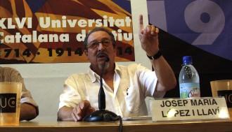 Vés a: López Llaví: «Hem de deixar de fer l'anàlisi fàcil que CDC equival a PP»
