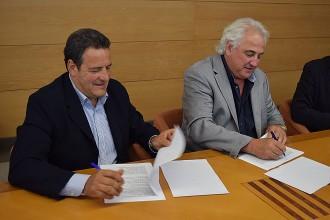 El PSC entra al govern d'Olot amb un tinent d'alcalde i tres regidories