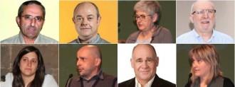 Esquerra-AM designa els vuit càrrecs electes que formaran el proper govern del Consell Comarcal del Solsonès