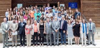 Dos matadeperencs al I Fòrum de Joves Talents de Catalunya