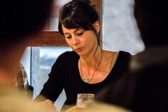 Vés a: Mireia Calafell guanya el premi Lletra d'Or 2015