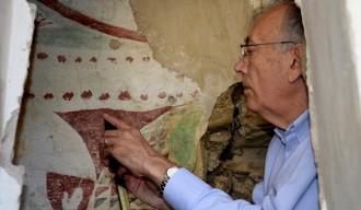 Les pintures de l'ermita del Pallars Jussà no són d'època romànica