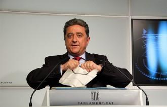 Vés a: Enric Millo estripa el «memorial de greuges» del Govern