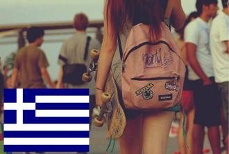 'Intentem mantenir la calma' [Entrevista a una noia grega]