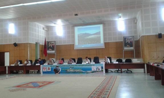 La UGT d'Osona participa en una jornades de turisme al Marroc