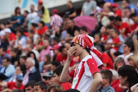 Brusca patacada del Girona, que jugarà un any més a Segona Divisió (1-4)