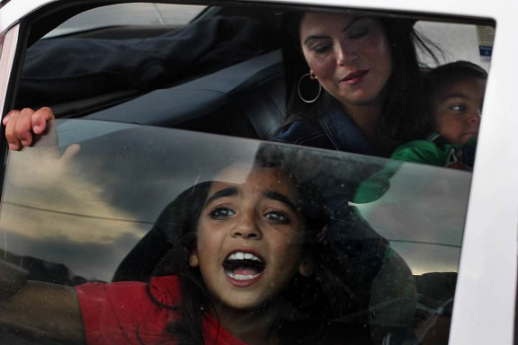 Sirians, el llarg camí cap a Europa
