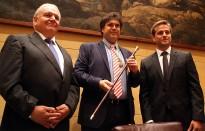 Pere Vila recupera per CDC la presidència de la Diputació de Girona