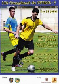 En marxa el 18è Torneig de Futbol 7