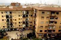 Un incendi calcina un pis de Mataró i causa un ferit lleu