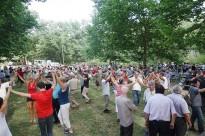 L'Aplec comarcal d'Osona a Sant Pere de Torelló reuneix 500 persones