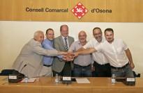 El Consell Comarcal d'Osona es constituirà el 17 de juliol