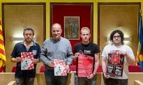 Vés a: El barri de Gràcia de Manlleu prepara les seves festes