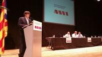 Carles Puigdemont, proclamat nou president de l'AMI