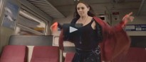 El tren del metro del Vallès que va aparèixer a «Los Vengadores 2»