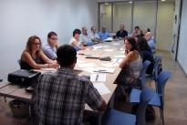 Berguedà, Lluçanès i Moianès fan pinya per impulsar el sector tèxtil