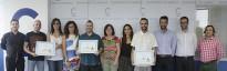 Cambrils guardona els guanyadors de la tercera edició de La Mar de Tapes