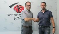 Nou conveni entre Ajuntament de Sant Fruitós i APAES