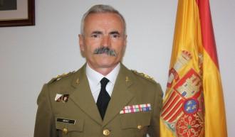 El nou subdelegat de Defensa a Lleida aposta per mantenir l'Acadèmia de Talarn