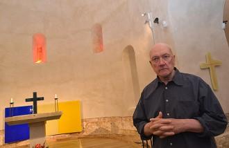 Vés a: Santa Cecília de Montserrat reneix amb l'art de Sean Scully