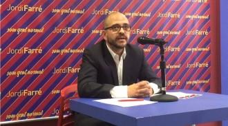 Vés a: Jordi Farré signa un precontracte amb Botemanía per 40 milions d'euros