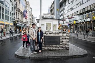 Vés a: El que queda del mur de Berlín
