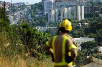 Vés a: Aquest estiu s'han declarat 32 incendis a Collserola