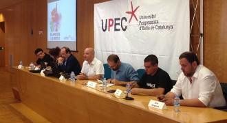 L'UPEC s'estimba amb l'eix nacional
