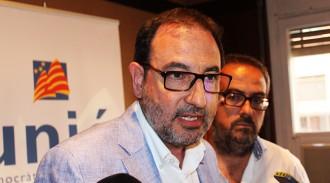 Vés a: Espadaler: «Que per sumar 68 diputats sigui necessària la CUP és preocupant»