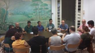 L'Ajuntament de Sant Celoni constitueix la Comissió per a la Transició Nacional