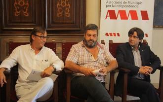 Carles Puigdemont, nou president de l'AMI en substitució de Vila d'Abadal