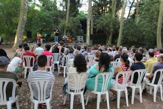 Diumenge s'estrena una nova edició del cicle de música Notes d'Aigua